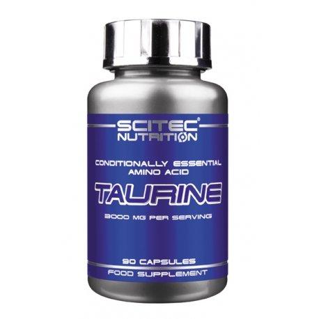 SciTec Taurine, 1000mg, 90 caps