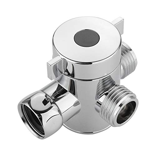 Generic Duraable Bidet T-Adapter 3-Way Toilet Tee Connector Water Diverter...