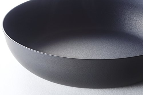 柳宗理日本製マグマプレート鉄フライパン22cmIH対応ふた付き
