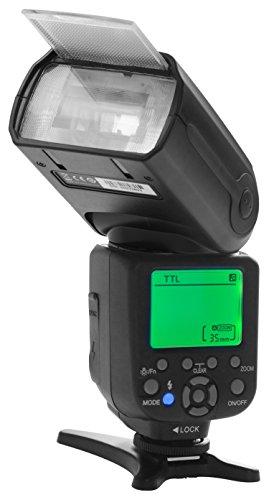 Osaka Camera TTL Flash Speedlite Speedlight DF860 Mark III for all DSLR Cameras like Nikon and for...