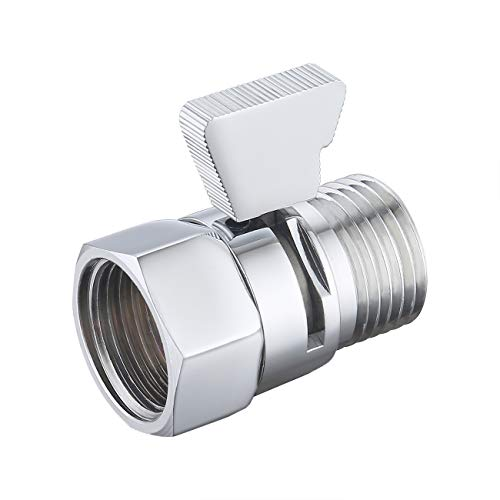 Product Image of the KES K1140B3 Polished Chrome Valve