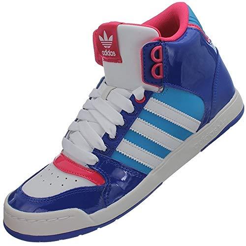 adidas Originals Midiru Court Mid 2.0 W, Scarpe da casa da Donna Blu Size: 41 1/3 EU