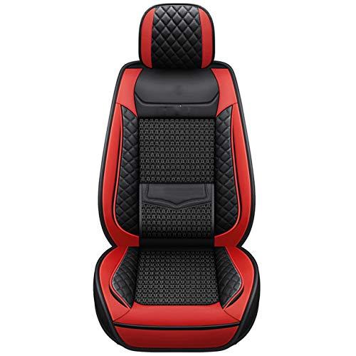 MDJFB Para Cubierta de Asiento de Coche para sedán Polo Volkswagen Touareg touran Passat b8 Jetta V