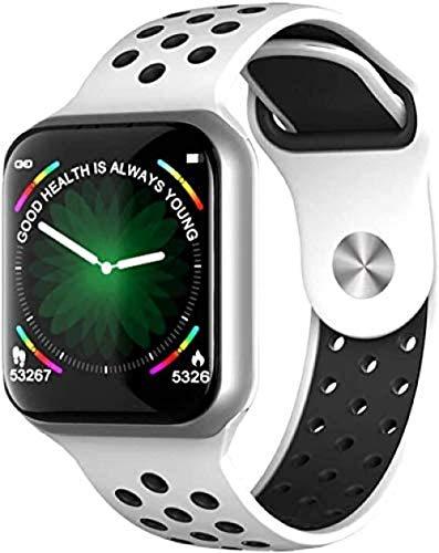 Reloj inteligente deportivo IP67 resistente al agua con monitor de frecuencia cardíaca, presión arterial, rastreador de actividad física para iOS Android Sport Fitness Tracker-B