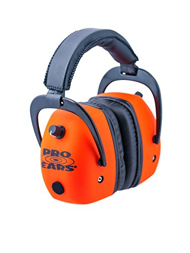Pro Ears - Pro Mag Gold - Electronic Hearing Protection and...