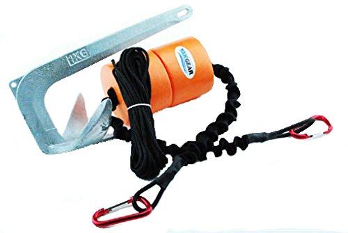 Yak-Gear Bruce Anchor Bundle Kit, 2.2 lb