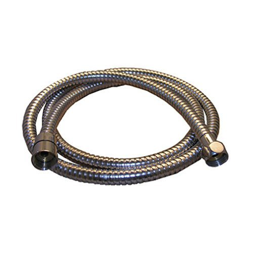 LASCO 08-2023 1/2 FIP x 1/2 FIP 59-Inch Long Personal Shower Hose, Stainless Steel by LASCO