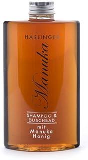Lashuma Manuka Honig Shampoo - Duschbad mit echtem Manuka Bienenhonig, 200 ml