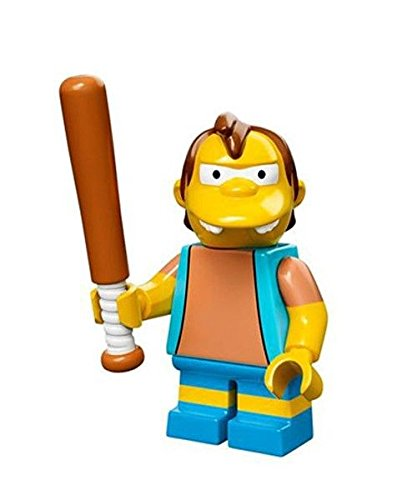 The Simpsons Lego Mini Figure Nelson
