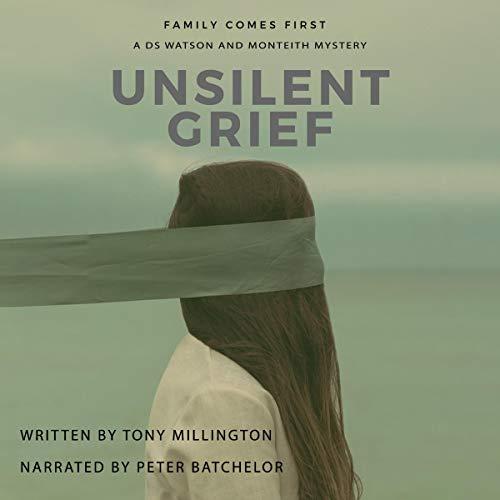 『Unsilent Grief』のカバーアート