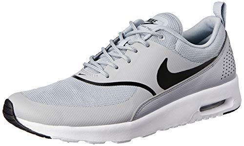 Nike Air Max Thea, Baskets Femme, Gris (Wolf Grey/Black 030), 38.5 EU
