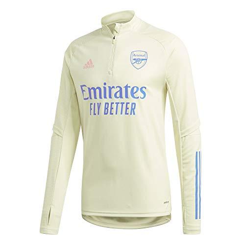 adidas Arsenal FC Temporada 2020/21 AFC TR Top Sudadera Entrenamiento, Unisex, matama, XL
