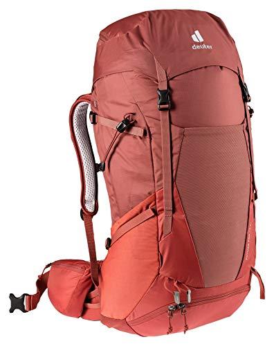 Deuter Futura PRO 38 SL, Zaino da Escursionismo Women's, Redwood-Lava, 38 L