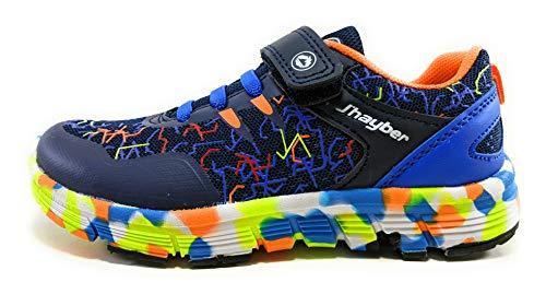 Jhayber CADETE V21, Zapatillas de Running, Navy, 32 EU
