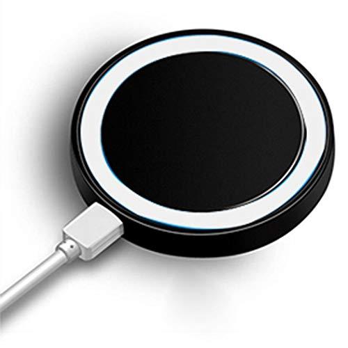 Junio1 QI Transmisor de Cargador inalámbrico para teléfono móvil multifunción Accesorios
