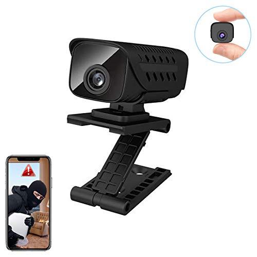 Q1 Mini Outdoor Verborgen Camera Met Wifi 1080P Hd View Motion Sensor Draadloze Camera Voor Home Security Veiligheid Monitor Voor Uw Tuin/Huis/Tuin/Kamer Smart Bewegingsdetectie