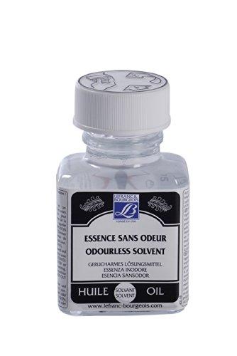 Lefranc Bourgeois Additif Essence de Pétrole Sans Odeur Flacon 75ml