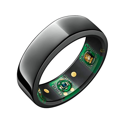 Oura Ring オーラリング Balance model US9 Black 『アプリ日本語対応!』