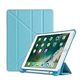 Mazu Homee Étui pour tablette PC 2018/2017 iPad 9.7 5ème génération/6ème génération, ultra...