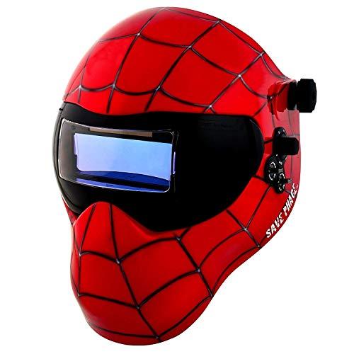 Save Phace Spiderman Auto Darkening Welding Helmet $70.75