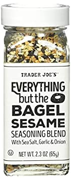 Trader Joe s Everything but the Bagel Sesame Seasoning Blend 2.3 oz Pack of 1