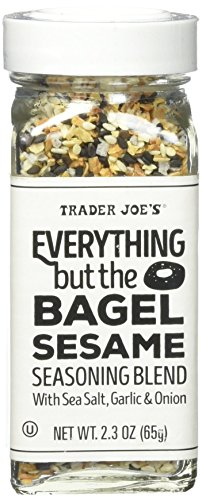 "Trader Joe's Sesam-Würzmischung ""Everything but the Bagel"", 65 ml"