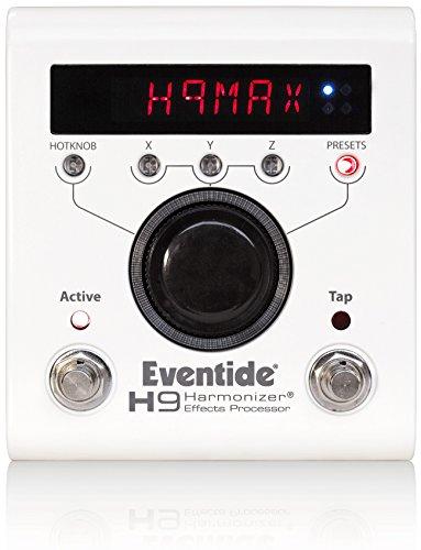 Eventide イーブンタイド エフェクター ストンプボックス H9 MAX 【国内正規品】