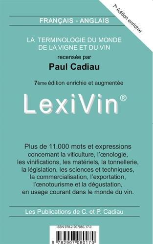 LexiVin/LexiWine
