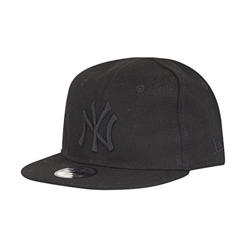 New Era Infant Essential 9Fifty Snapback Cap NY Yankees Schwarz Schwarz, Size:Infant