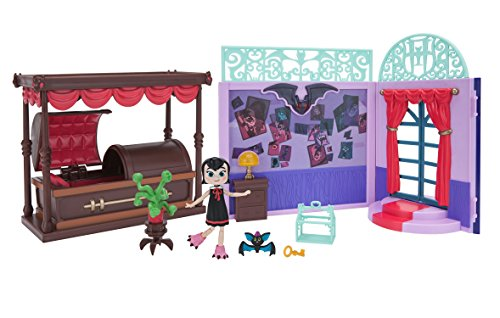 Hotel Transylvania Playset, Ghostly Goodnight Mavis' Room - http://coolthings.us