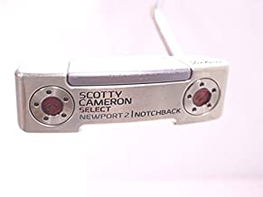 Titleist Scotty Cameron 2016 Select NP 2 Notchback Putter Steel Right Handed 34 in