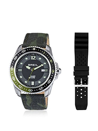 Breil Reloj de Cuarzo Man Oceano TW1421 47.0 mm