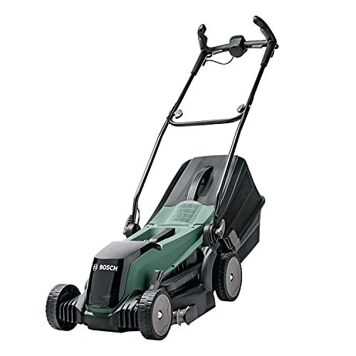Bosch Akku Rasenmäher EasyRotak 36-550 (36 V, Ohne Akku, Schnittbreite: 37 cm, Rasenflächen bis 550 m², im Karton)