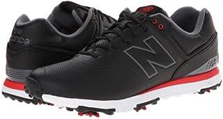 [ニューバランス] NBG574 BLACK/RED ゴルフシューズ [並行輸入品]