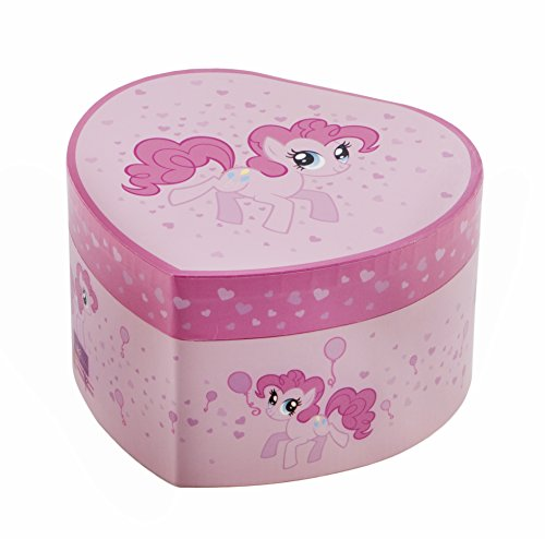 Trousselier Large Heart Shaped Music Box My Little Pony
