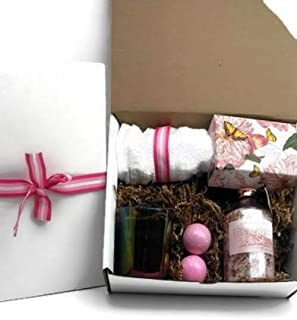 Pink Butterfly Giftset