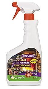 LIMPIADOR CRISTAL, CHIMENEAS Y BARCACOAS 0.75L MONESTIR