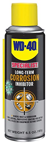 WD-40 300035 Specialist Corrosion Inhibitor, Long-Lasting Anti-Rust Spray, 6.5 OZ 1-Pack