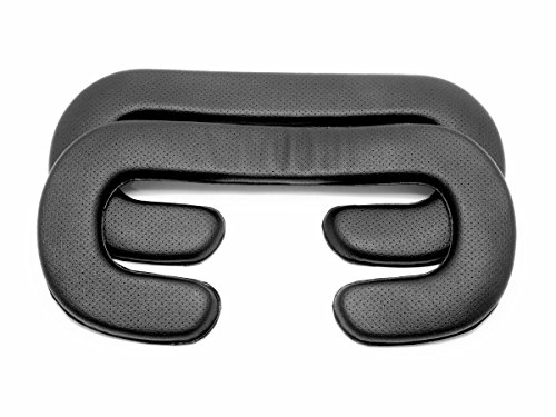 Price comparison product image VR Cover Memory Foam Replacement 6mm (Better FOV) for HTC Vive (2 pcs)