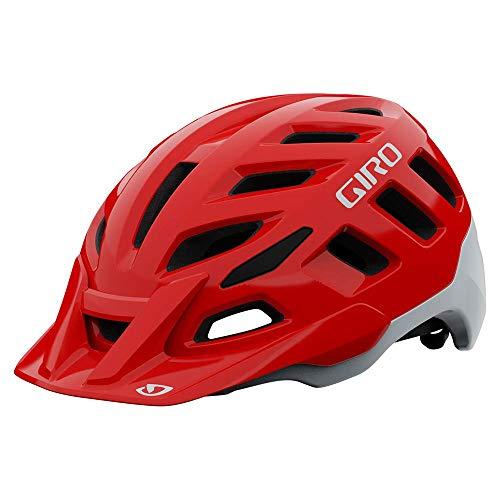 Giro Radix MIPS - Casco para Hombre, Trim Red, M