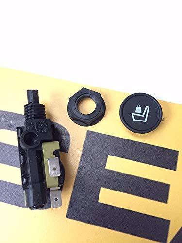KAB Seating - Air Ventil Schalter für Hängesitze, Bagger, Bagger Bagger JCB