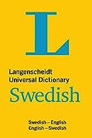 Langenscheidt Universal Dictionary Swedish (Langenscheidt Universal Dictionaries)