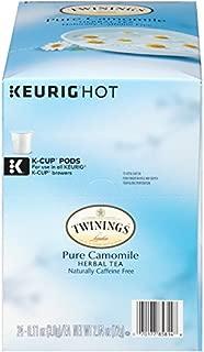Best k cup chamomile tea Reviews