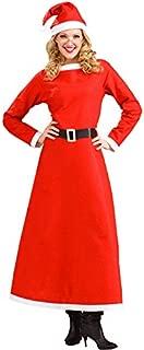 Women's Simply Mrs. Santa Costume