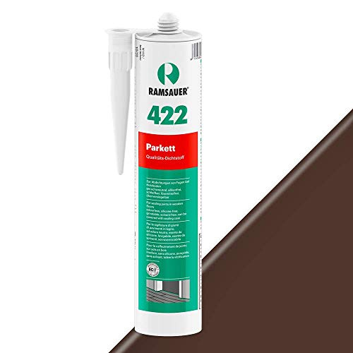 Ramsauer 422 Parkett Acryl - Fugendichtstoff für Holzböden (Wenge)