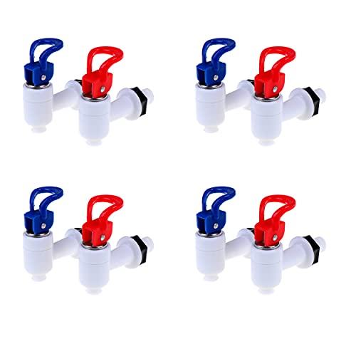 TBoxBo 8 unids tipo de empuje dispensador de agua...