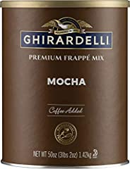 Ghirardelli is the premium baking brand in the U.S. because we use our expertise in chocolate to create high quality baking products that have luxuriously deep flavor and smooth texture With Ghirardelli, you can create impressive, yet easy-to-make de...