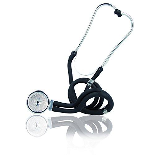 Horn Medical Stethoskop - Doppelschlauchstethoskop mit Zubehör, Ersatzmenbran für Erwachsene & Kinder