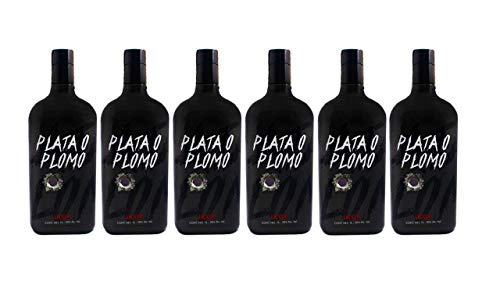 Plata o Plomo 6 Botellas 100 cl