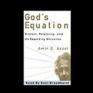 God's Equation audiobook cover art